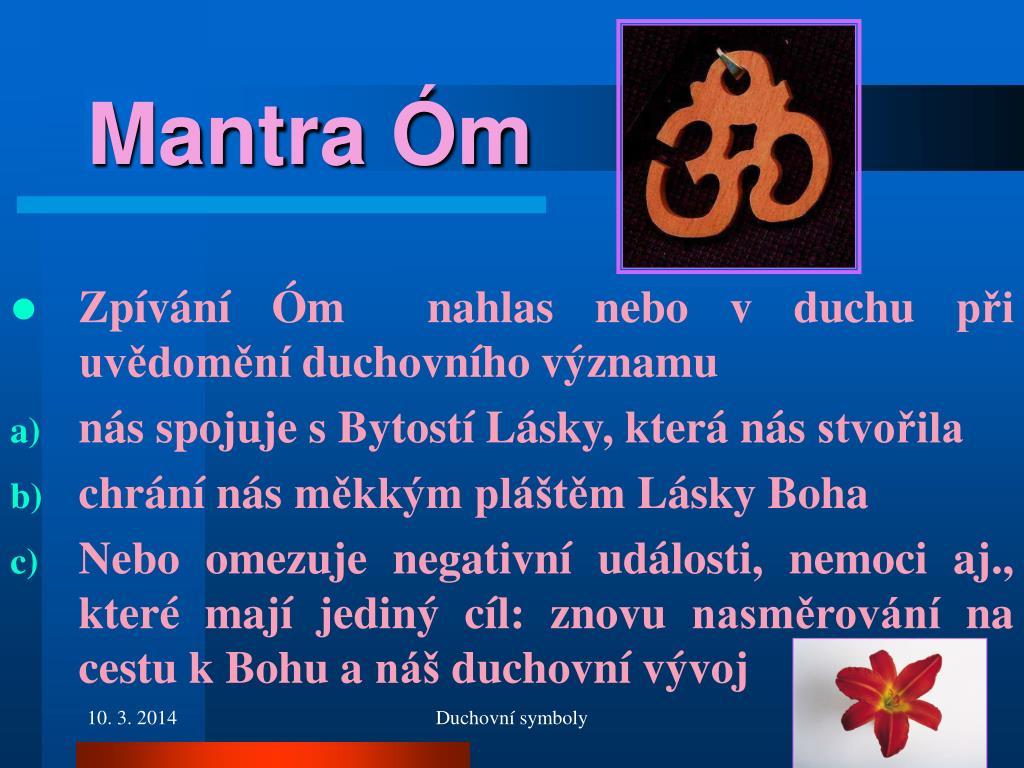 Mantra Óm