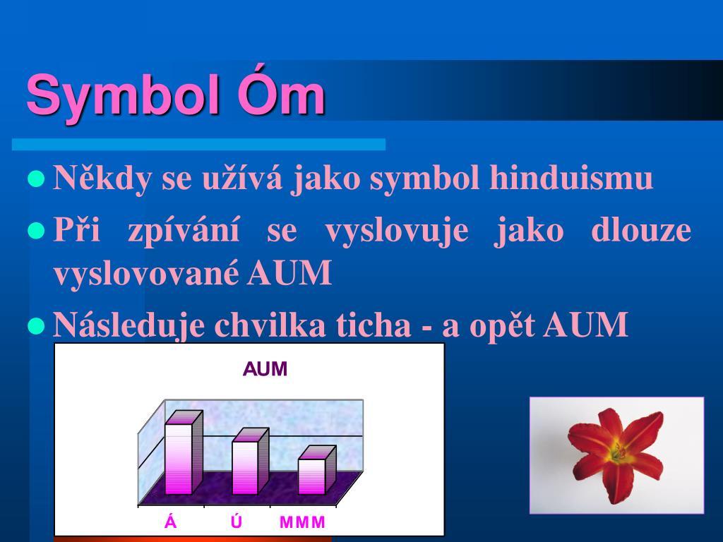 Symbol Óm