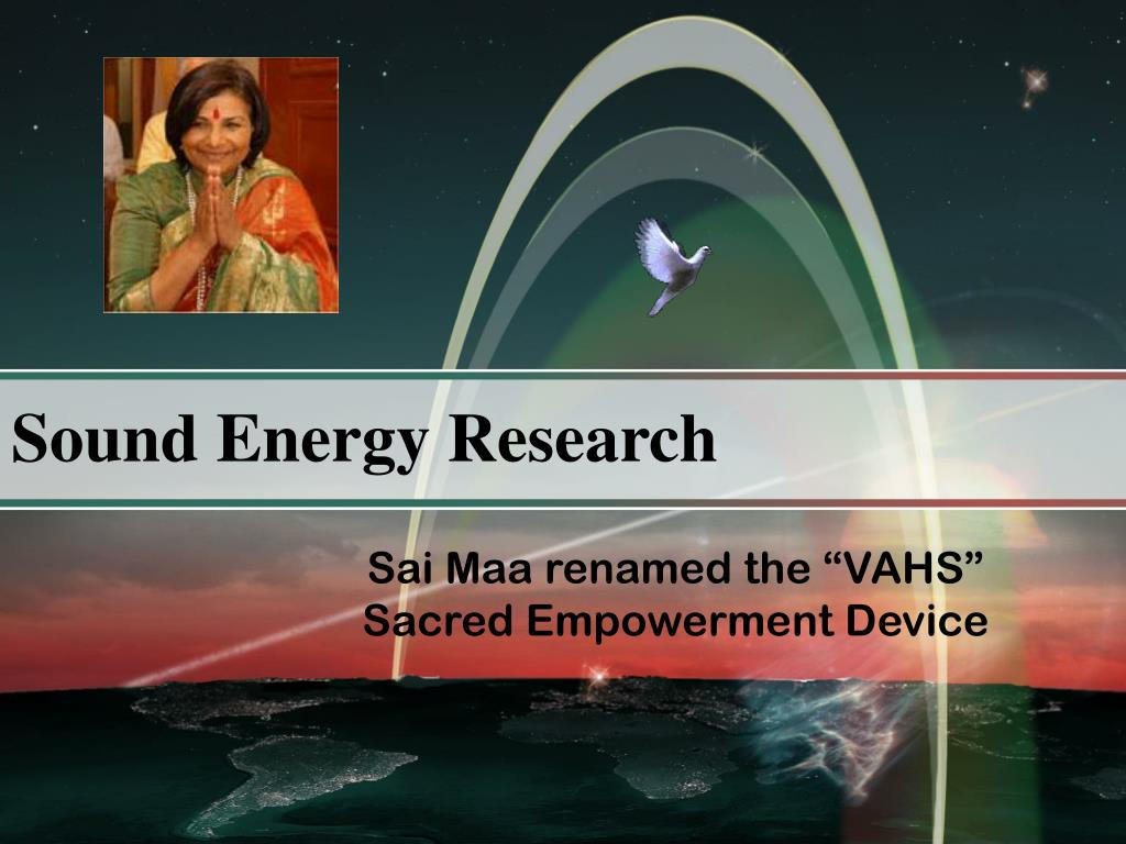 Sound Energy Research