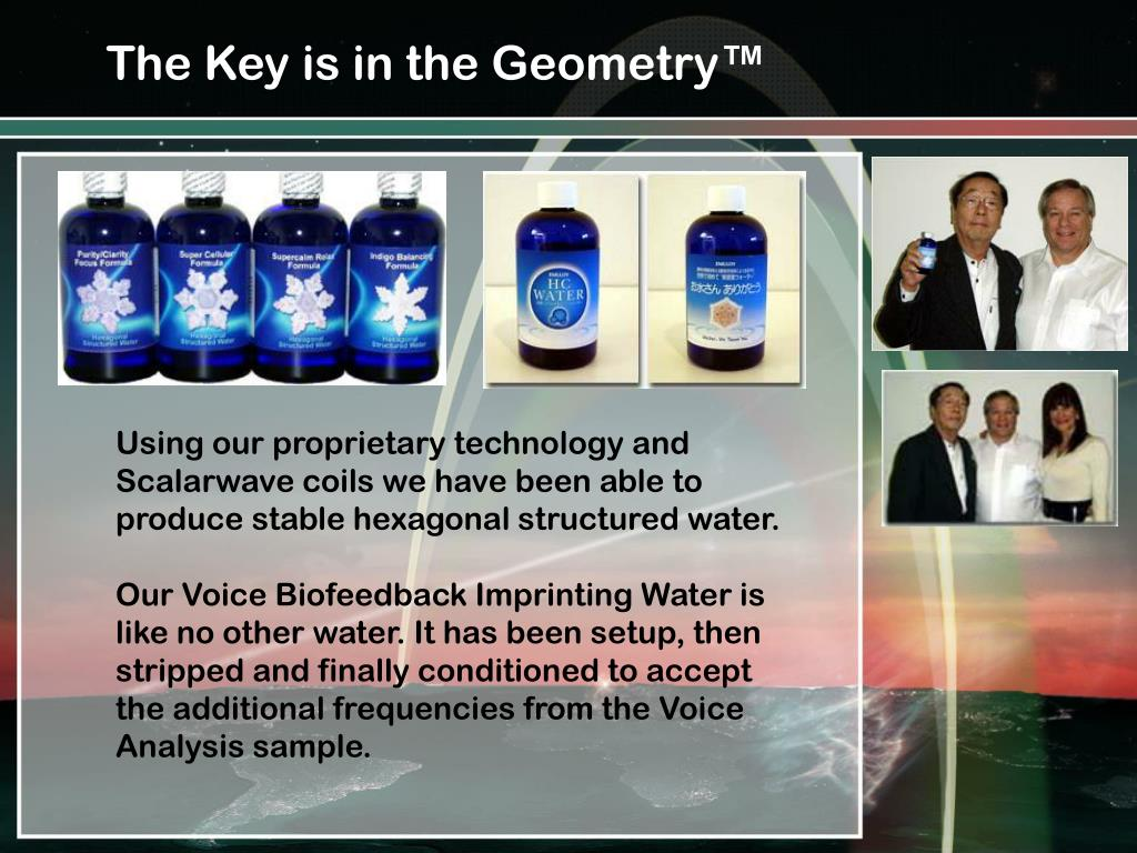 The Key is in the Geometry™