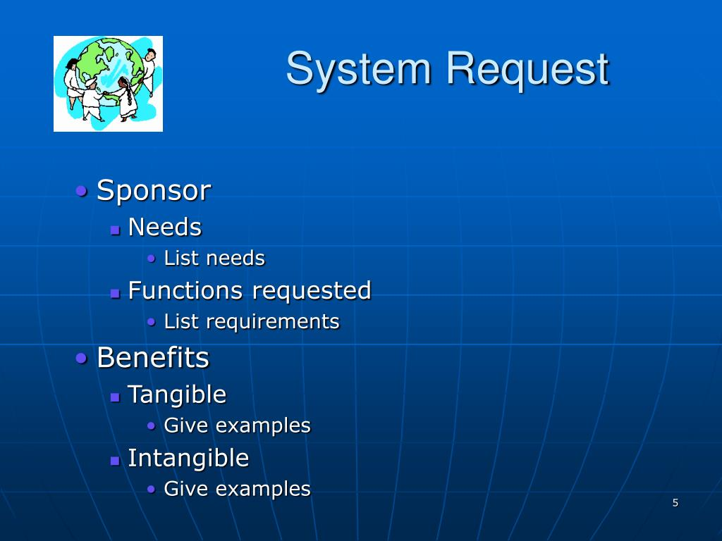 System Request