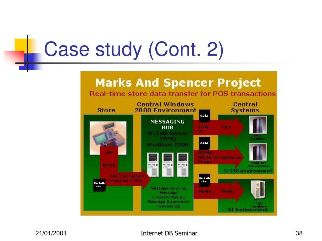 Case study (Cont. 2)