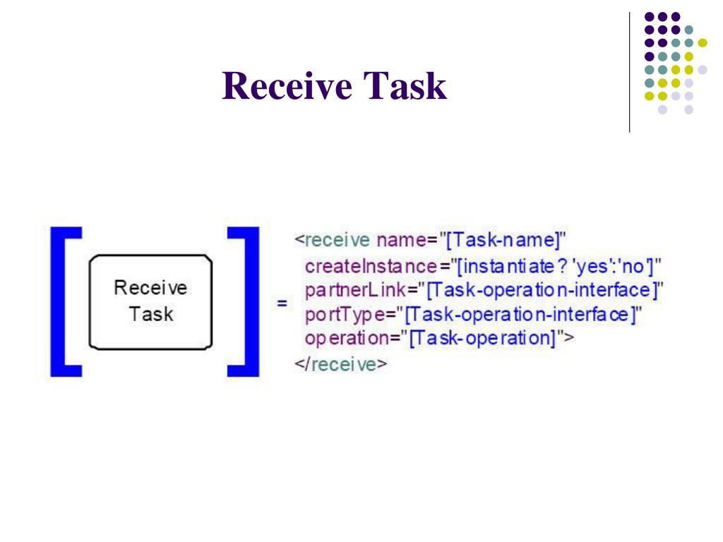 Receive Task