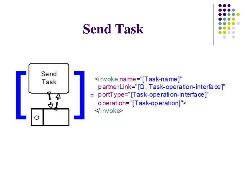 Send Task