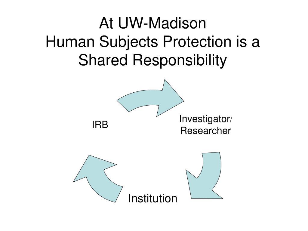 At UW-Madison