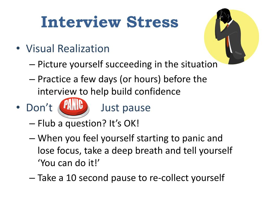 Interview Stress