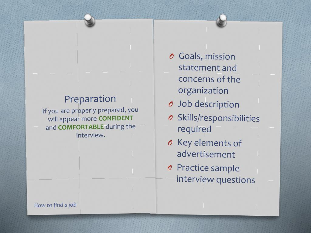 Goals, mission statement and concerns of the organization