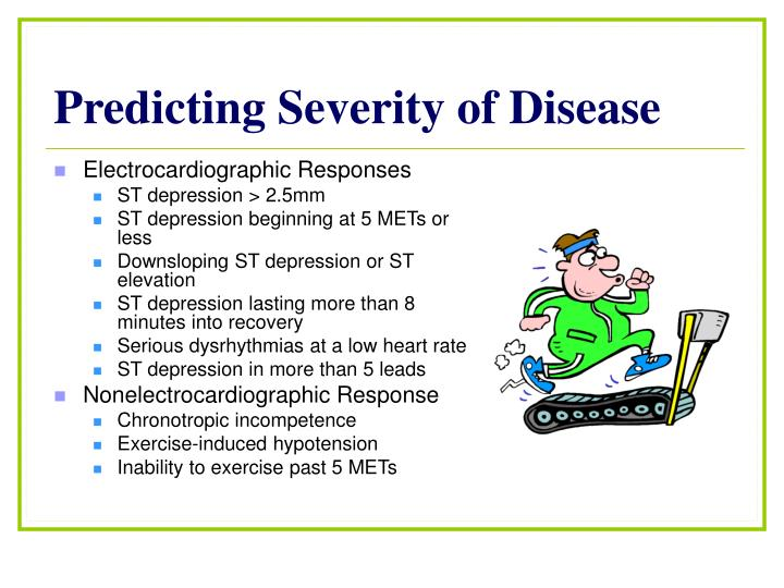 Predicting Severity of Disease