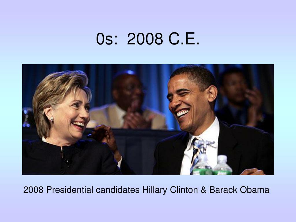 0s:  2008 C.E.