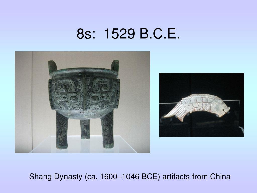 8s:  1529 B.C.E.