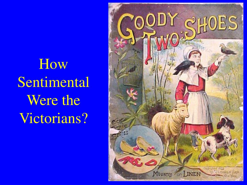 How Sentimental Were the Victorians?