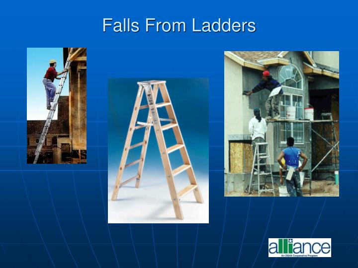 Falls From Ladders
