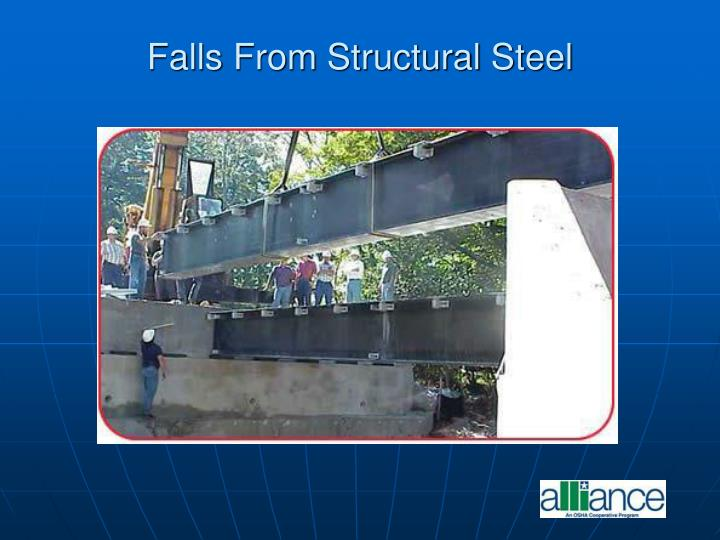 Falls From Structural Steel