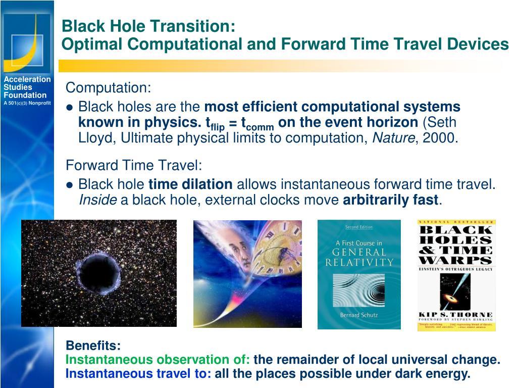 Black Hole Transition: