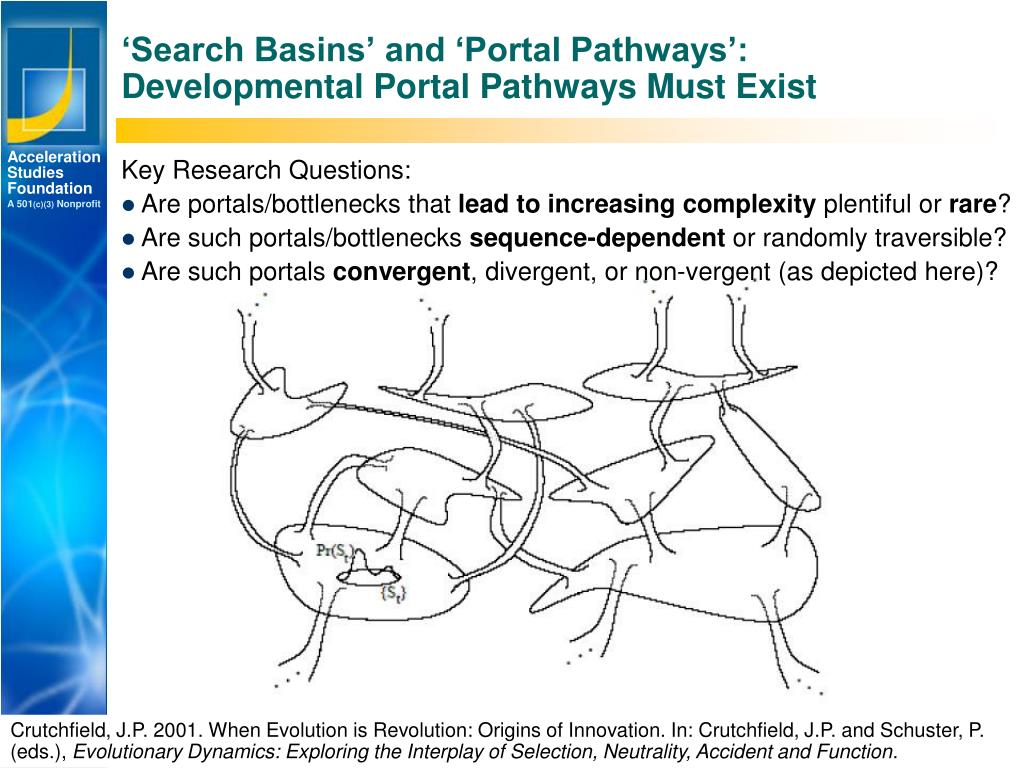 'Search Basins' and 'Portal Pathways':