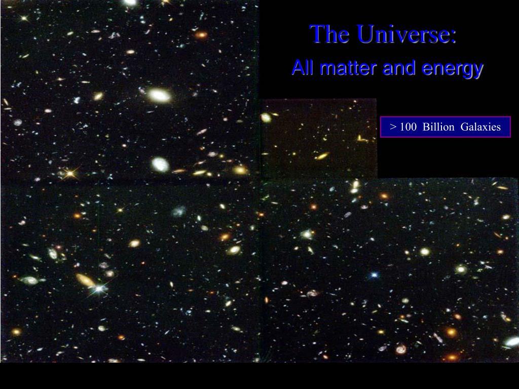 The Universe: