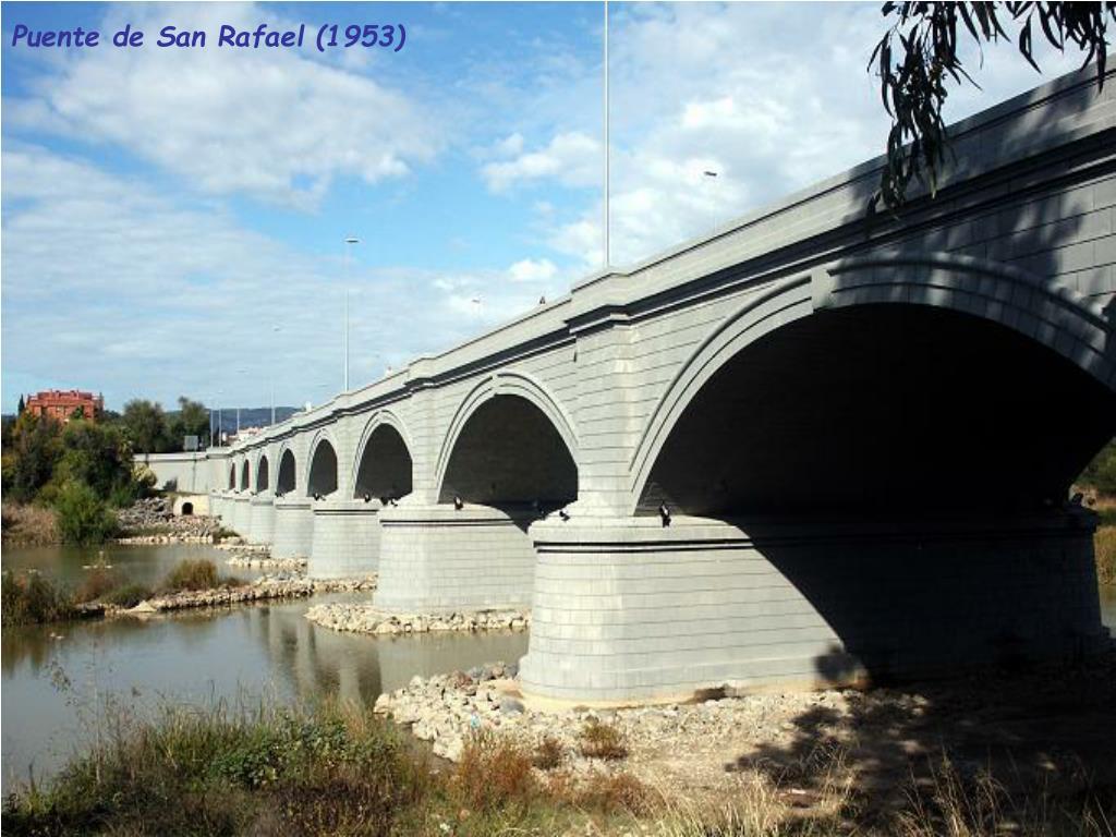 Puente de San Rafael (1953)