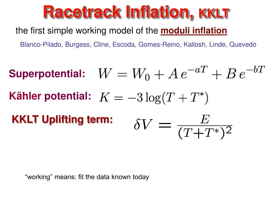 Racetrack Inflation,