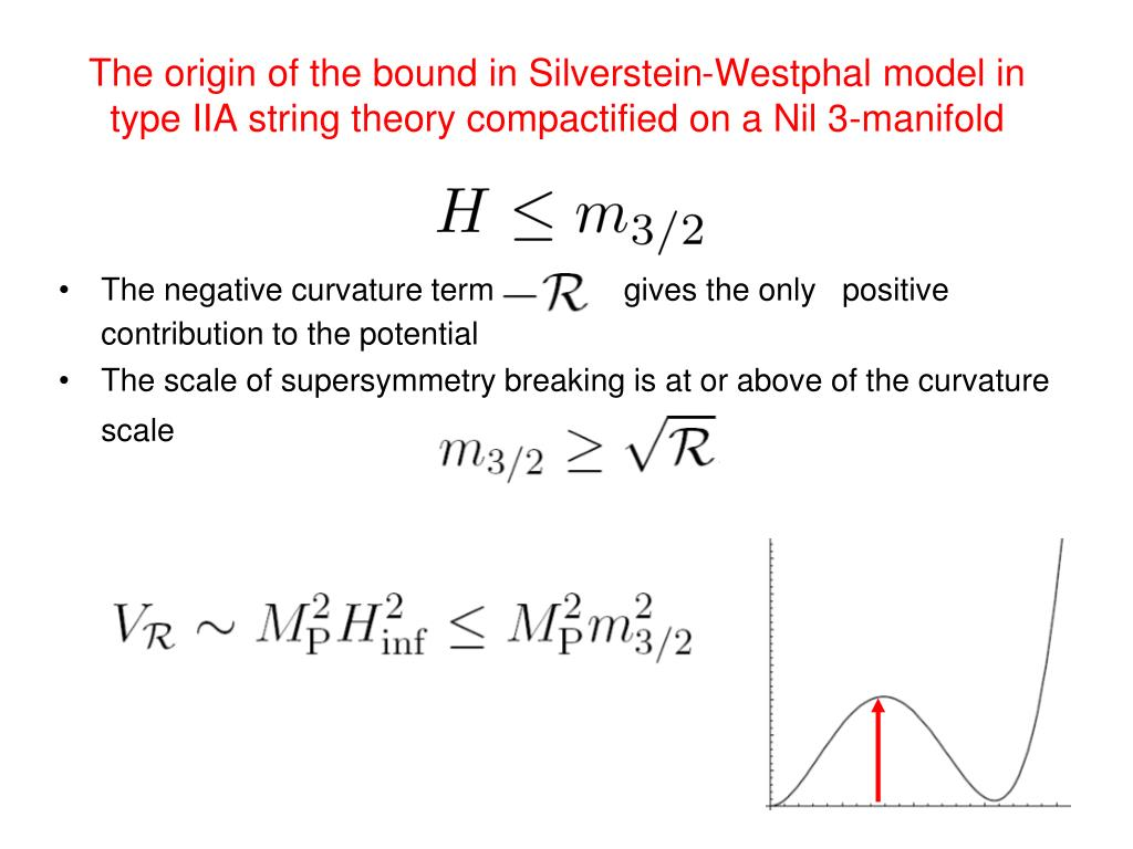 The origin of the bound in Silverstein-Westphal model in type IIA string theory compactified on a Nil 3-manifold