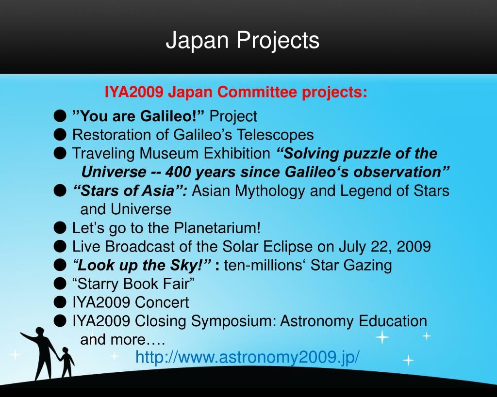 Japan Projects