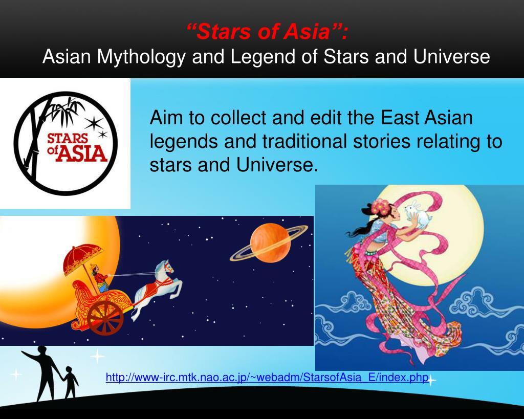 """Stars of Asia"":"