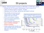 s5 projects