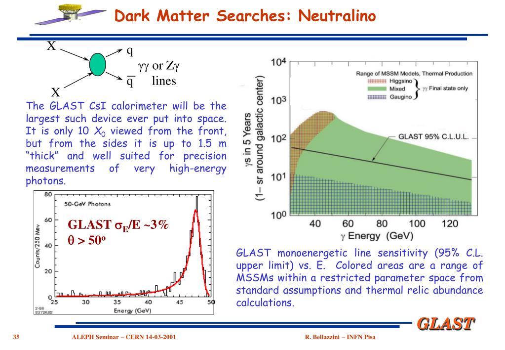 Dark Matter Searches: Neutralino
