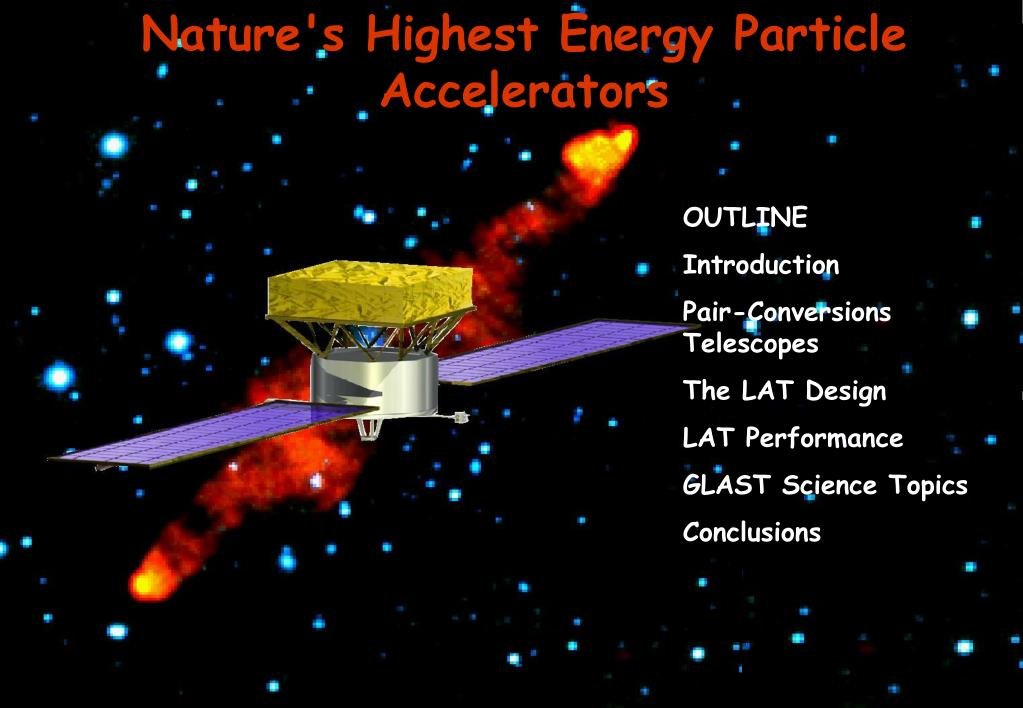 Nature's Highest Energy Particle Accelerators