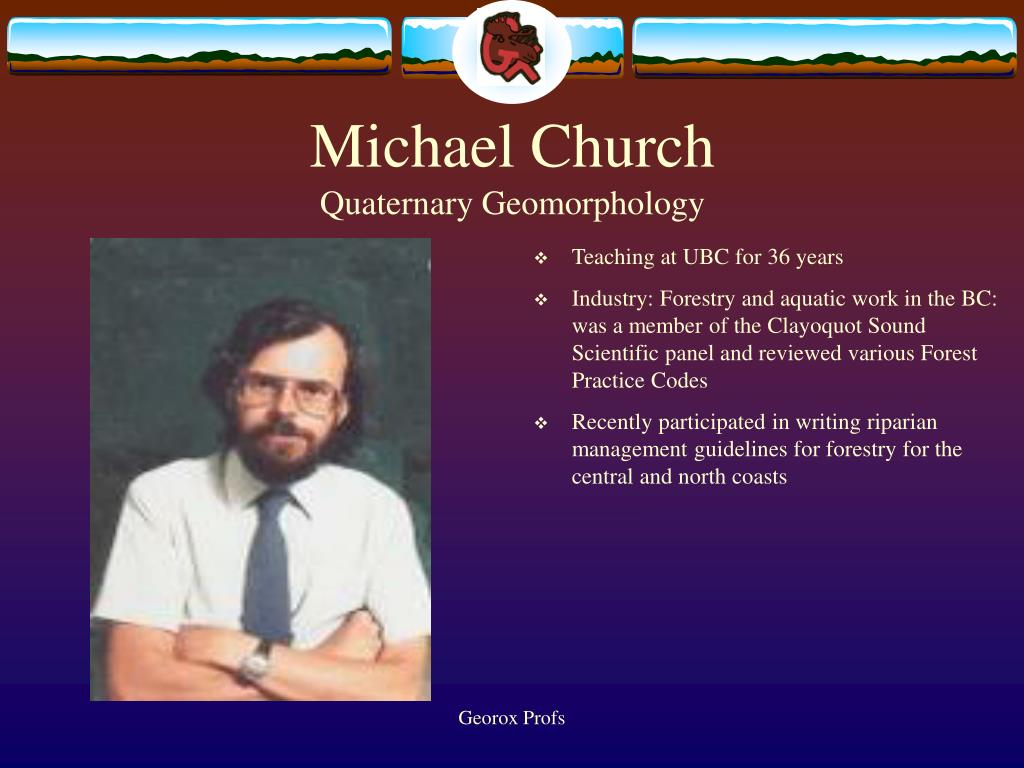 Michael Church