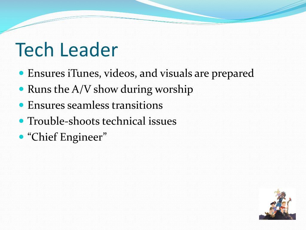Tech Leader