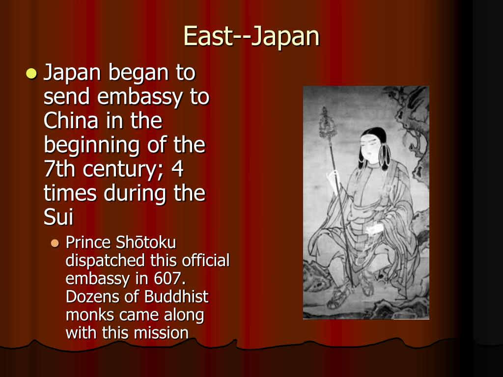East--Japan
