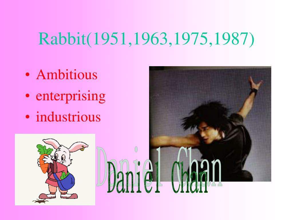 Rabbit(1951,1963,1975,1987)