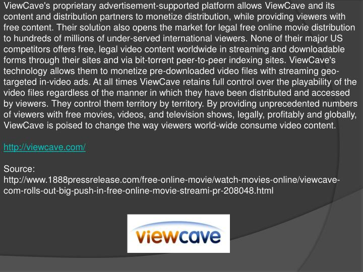 ViewCave's