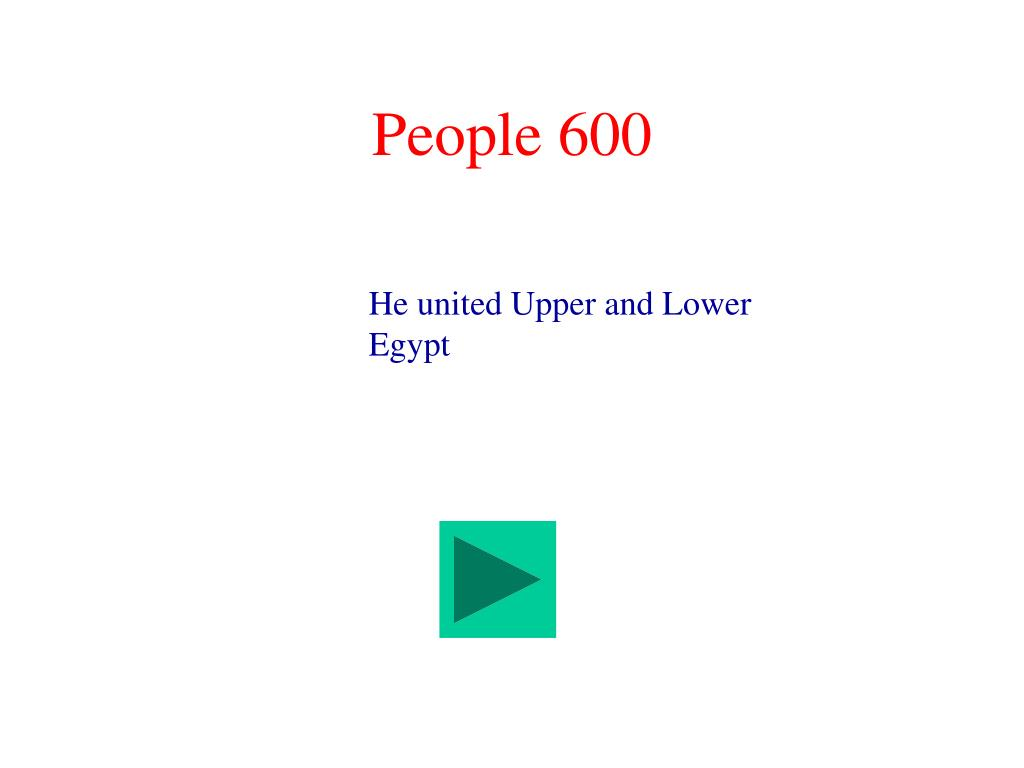 People 600
