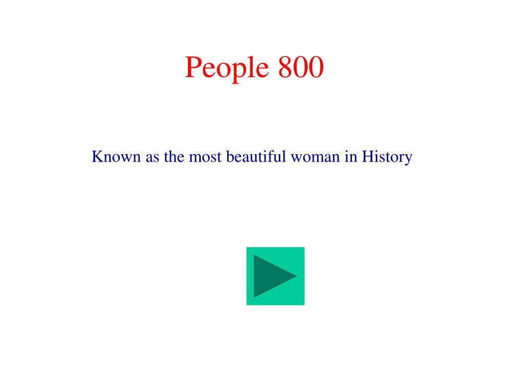 People 800