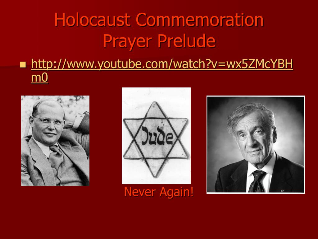 Holocaust Commemoration