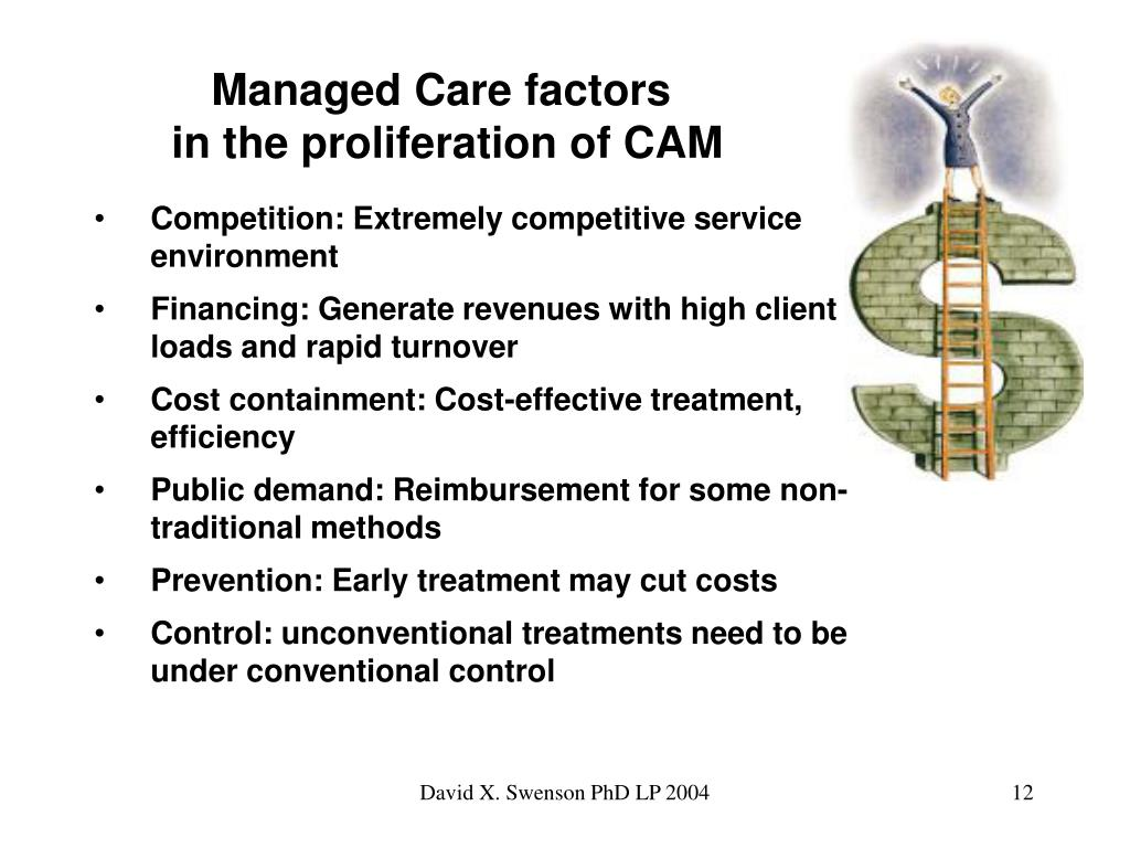Managed Care factors