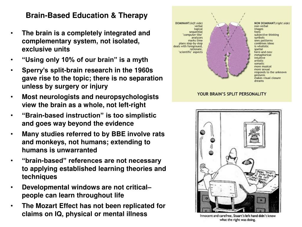 Brain-Based Education & Therapy