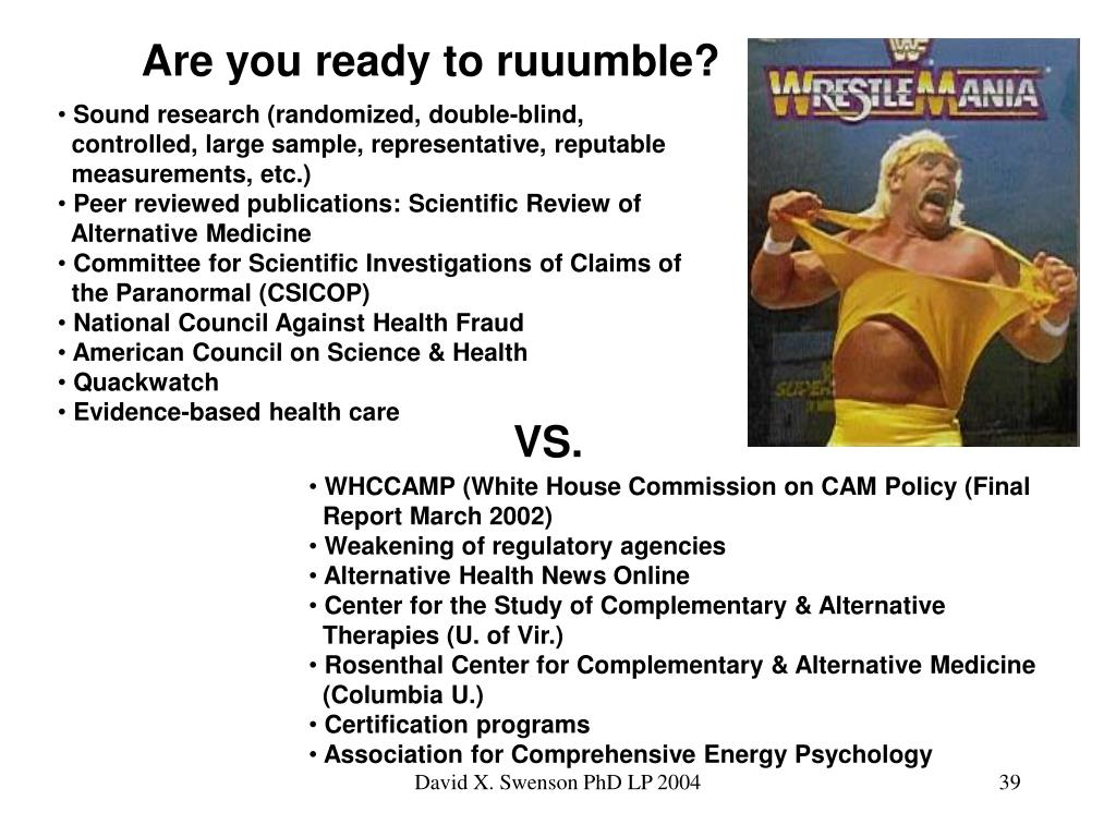 Are you ready to ruuumble?
