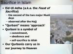 sacrifice in islam1
