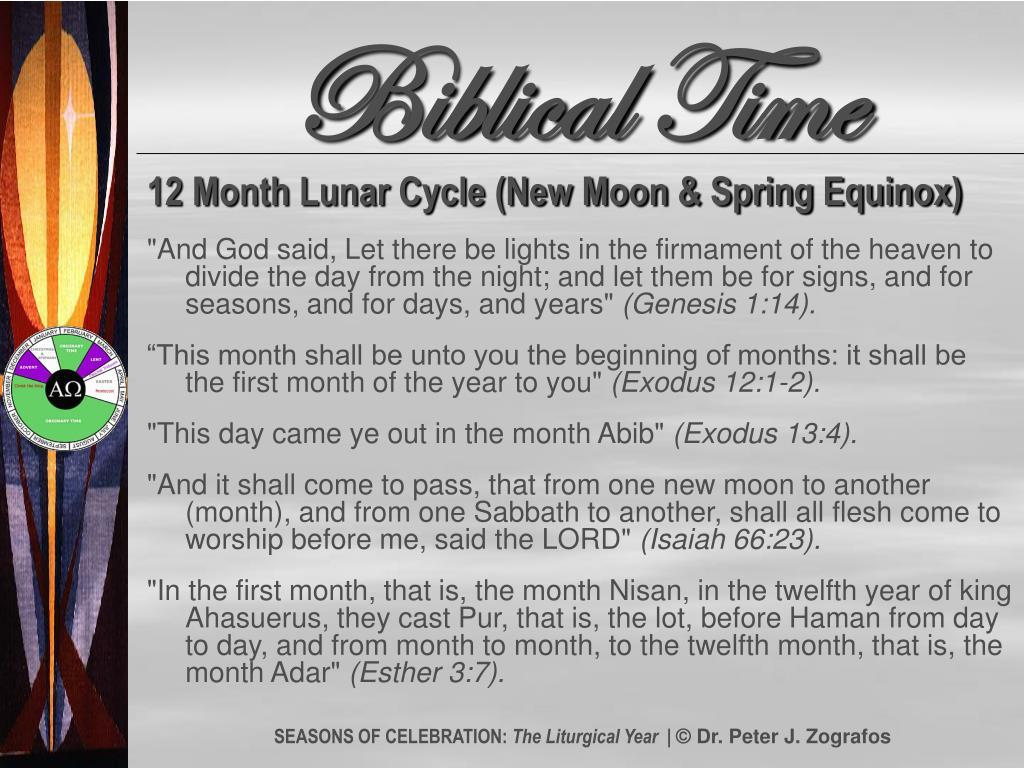 Biblical Time
