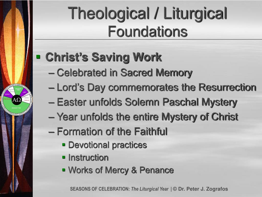 Theological / Liturgical