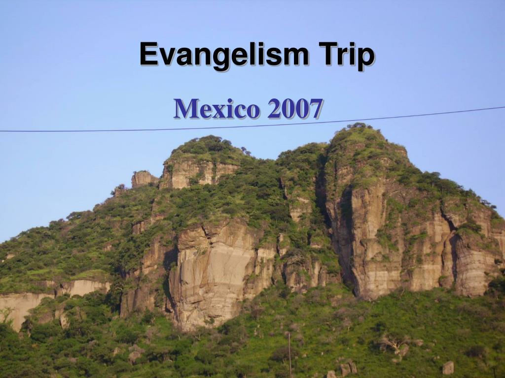 evangelism trip