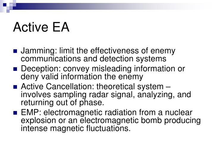 Active EA