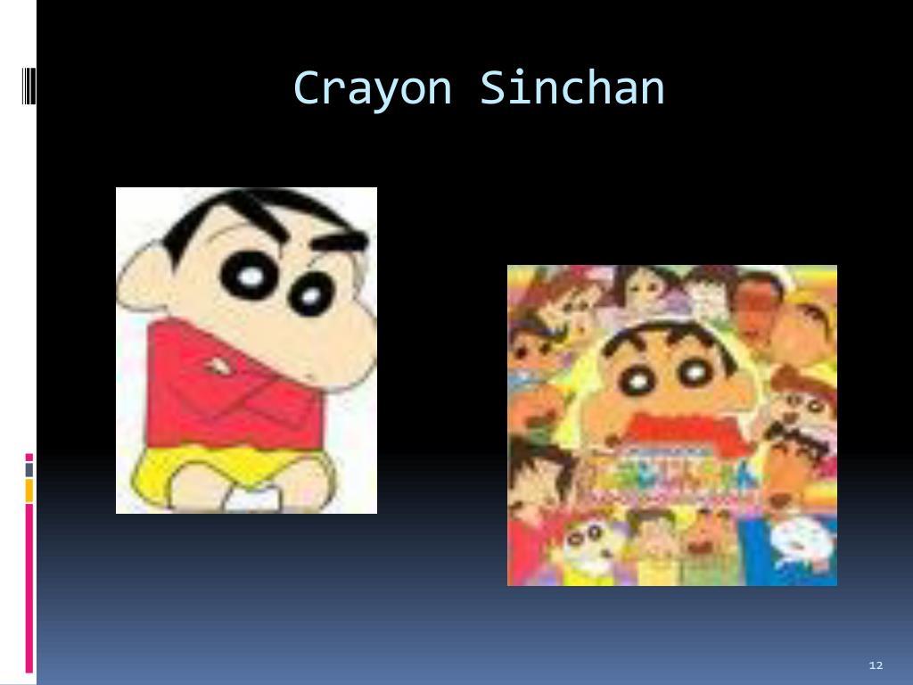 Crayon Sinchan