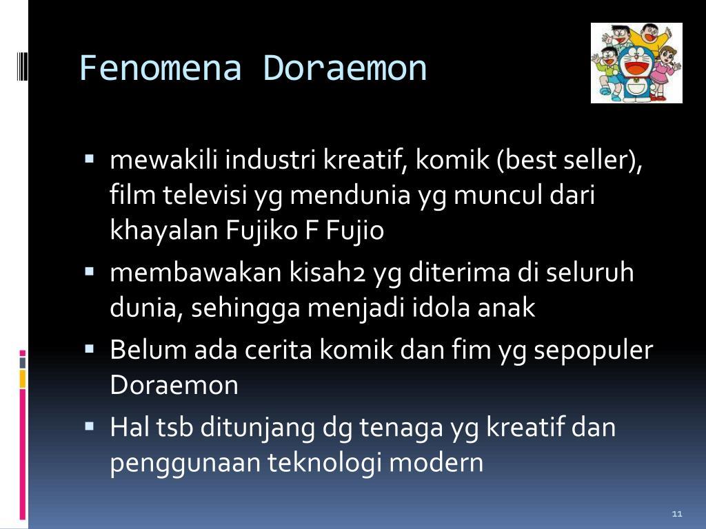 Fenomena Doraemon