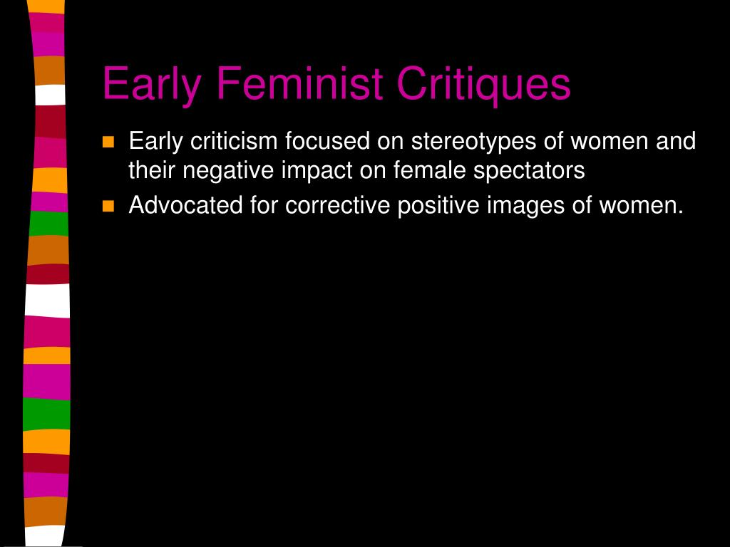 Early Feminist Critiques
