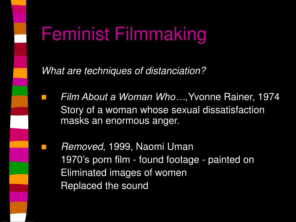 Feminist Filmmaking