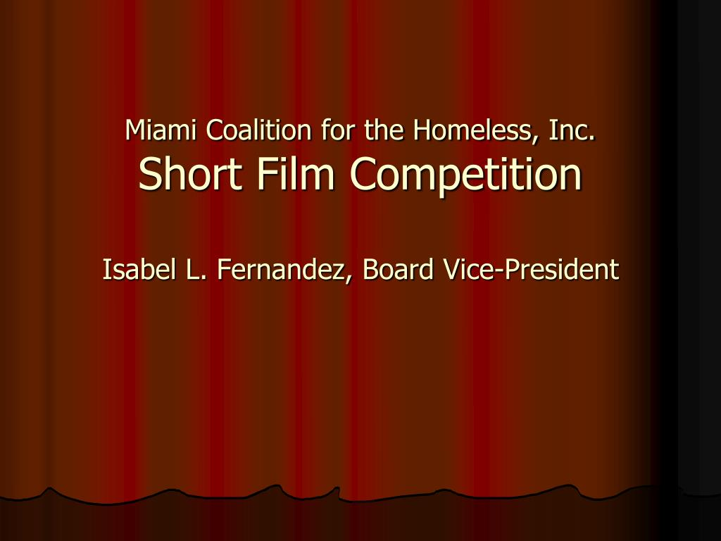 Miami Coalition for the Homeless, Inc.