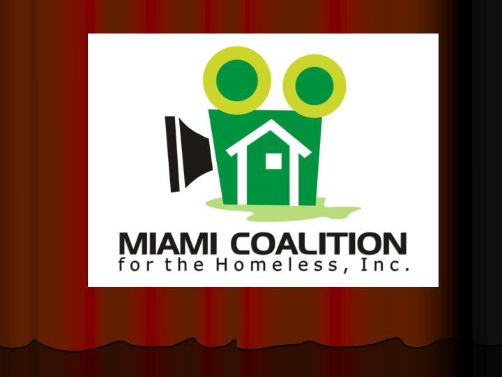 Miami coalition for the homeless